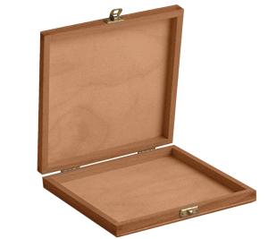 Pudełko płaskie