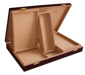 Pudełko z wkładkami