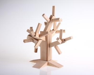 Drzewko puzzle